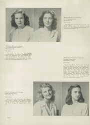 Page 14, 1946 Edition, St Catherines School - Quair Yearbook (Richmond, VA) online yearbook collection