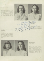 Page 15, 1946 Edition, St Catherines School - Quair Yearbook (Richmond, VA) online yearbook collection