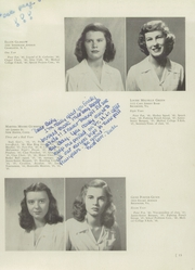 Page 17, 1946 Edition, St Catherines School - Quair Yearbook (Richmond, VA) online yearbook collection