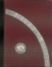 Page 1, 1936 Edition, Episcopal High School - Whispers Yearbook (Alexandria, VA) online yearbook collection