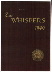 Page 1, 1949 Edition, Episcopal High School - Whispers Yearbook (Alexandria, VA) online yearbook collection