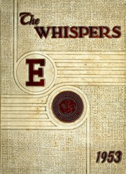 Page 1, 1953 Edition, Episcopal High School - Whispers Yearbook (Alexandria, VA) online yearbook collection
