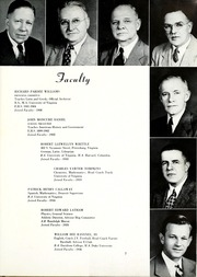 Page 11, 1953 Edition, Episcopal High School - Whispers Yearbook (Alexandria, VA) online yearbook collection