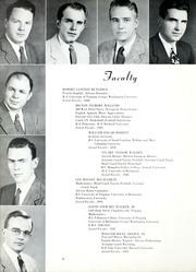 Page 12, 1953 Edition, Episcopal High School - Whispers Yearbook (Alexandria, VA) online yearbook collection