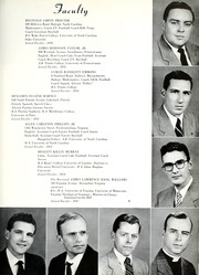 Page 13, 1953 Edition, Episcopal High School - Whispers Yearbook (Alexandria, VA) online yearbook collection