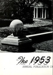 Page 6, 1953 Edition, Episcopal High School - Whispers Yearbook (Alexandria, VA) online yearbook collection