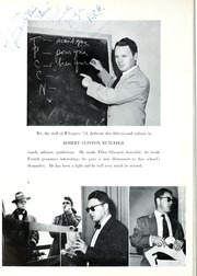 Page 8, 1953 Edition, Episcopal High School - Whispers Yearbook (Alexandria, VA) online yearbook collection