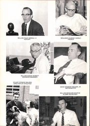 Page 12, 1966 Edition, Episcopal High School - Whispers Yearbook (Alexandria, VA) online yearbook collection
