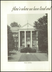 Page 10, 1949 Edition, Woodberry Forest High School - Fir Tree Yearbook (Woodberry Forest, VA) online yearbook collection