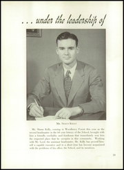 Page 14, 1949 Edition, Woodberry Forest High School - Fir Tree Yearbook (Woodberry Forest, VA) online yearbook collection
