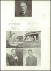 Page 15, 1949 Edition, Woodberry Forest High School - Fir Tree Yearbook (Woodberry Forest, VA) online yearbook collection