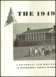 Page 6, 1949 Edition, Woodberry Forest High School - Fir Tree Yearbook (Woodberry Forest, VA) online yearbook collection
