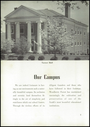Page 12, 1951 Edition, Woodberry Forest High School - Fir Tree Yearbook (Woodberry Forest, VA) online yearbook collection