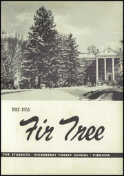 Page 7, 1951 Edition, Woodberry Forest High School - Fir Tree Yearbook (Woodberry Forest, VA) online yearbook collection