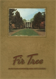 1953 Edition, Woodberry Forest High School - Fir Tree Yearbook (Woodberry Forest, VA)