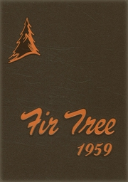 1959 Edition, Woodberry Forest High School - Fir Tree Yearbook (Woodberry Forest, VA)