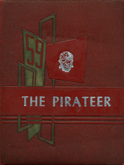 Page 1, 1959 Edition, Phenix High School - Pirateer Yearbook (Hampton, VA) online yearbook collection