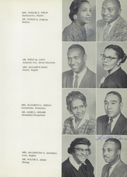 Page 11, 1959 Edition, Phenix High School - Pirateer Yearbook (Hampton, VA) online yearbook collection