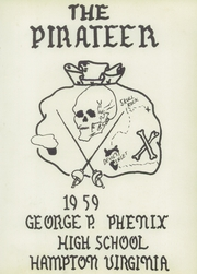 Page 5, 1959 Edition, Phenix High School - Pirateer Yearbook (Hampton, VA) online yearbook collection