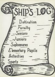 Page 7, 1959 Edition, Phenix High School - Pirateer Yearbook (Hampton, VA) online yearbook collection