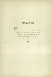 Page 12, 1936 Edition, Madeira School - Epilogue Yearbook (McLean, VA) online yearbook collection