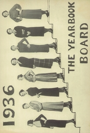 Page 15, 1936 Edition, Madeira School - Epilogue Yearbook (McLean, VA) online yearbook collection