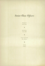 Page 16, 1936 Edition, Madeira School - Epilogue Yearbook (McLean, VA) online yearbook collection