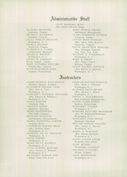 Page 10, 1948 Edition, Madeira School - Epilogue Yearbook (McLean, VA) online yearbook collection