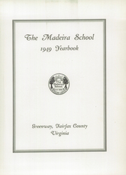 Page 5, 1949 Edition, Madeira School - Epilogue Yearbook (McLean, VA) online yearbook collection