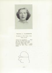 Page 25, 1950 Edition, Madeira School - Epilogue Yearbook (McLean, VA) online yearbook collection