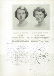 Page 34, 1950 Edition, Madeira School - Epilogue Yearbook (McLean, VA) online yearbook collection