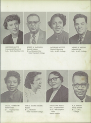Page 13, 1955 Edition, Langston High School - Lion Yearbook (Danville, VA) online yearbook collection