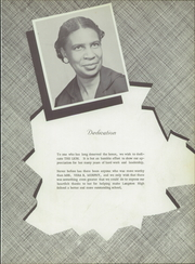 Page 7, 1955 Edition, Langston High School - Lion Yearbook (Danville, VA) online yearbook collection