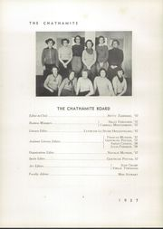 Page 10, 1937 Edition, Chatham Hall - Chathamite Yearbook (Chatham, VA) online yearbook collection