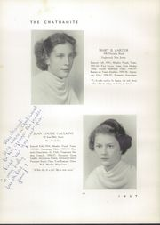 Page 14, 1937 Edition, Chatham Hall - Chathamite Yearbook (Chatham, VA) online yearbook collection