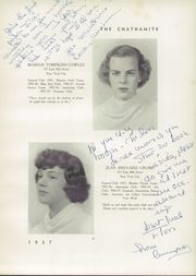 Page 15, 1937 Edition, Chatham Hall - Chathamite Yearbook (Chatham, VA) online yearbook collection