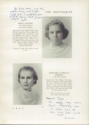 Page 17, 1937 Edition, Chatham Hall - Chathamite Yearbook (Chatham, VA) online yearbook collection