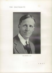 Page 8, 1937 Edition, Chatham Hall - Chathamite Yearbook (Chatham, VA) online yearbook collection