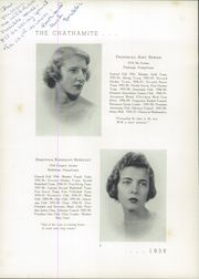 Page 12, 1938 Edition, Chatham Hall - Chathamite Yearbook (Chatham, VA) online yearbook collection