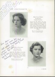 Page 14, 1938 Edition, Chatham Hall - Chathamite Yearbook (Chatham, VA) online yearbook collection