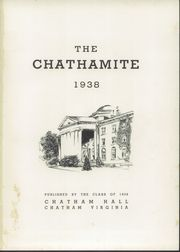 Page 5, 1938 Edition, Chatham Hall - Chathamite Yearbook (Chatham, VA) online yearbook collection