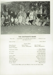 Page 10, 1948 Edition, Chatham Hall - Chathamite Yearbook (Chatham, VA) online yearbook collection