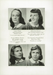 Page 12, 1948 Edition, Chatham Hall - Chathamite Yearbook (Chatham, VA) online yearbook collection