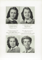 Page 13, 1948 Edition, Chatham Hall - Chathamite Yearbook (Chatham, VA) online yearbook collection