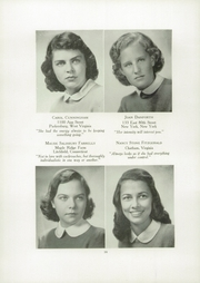 Page 14, 1948 Edition, Chatham Hall - Chathamite Yearbook (Chatham, VA) online yearbook collection