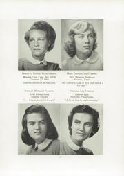 Page 15, 1948 Edition, Chatham Hall - Chathamite Yearbook (Chatham, VA) online yearbook collection