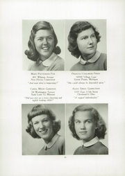 Page 16, 1948 Edition, Chatham Hall - Chathamite Yearbook (Chatham, VA) online yearbook collection