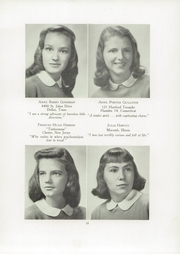 Page 17, 1948 Edition, Chatham Hall - Chathamite Yearbook (Chatham, VA) online yearbook collection