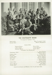 Page 12, 1949 Edition, Chatham Hall - Chathamite Yearbook (Chatham, VA) online yearbook collection