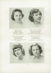 Page 16, 1949 Edition, Chatham Hall - Chathamite Yearbook (Chatham, VA) online yearbook collection